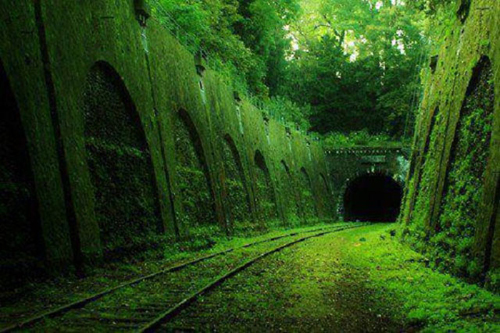 Abandoned Railroad in France