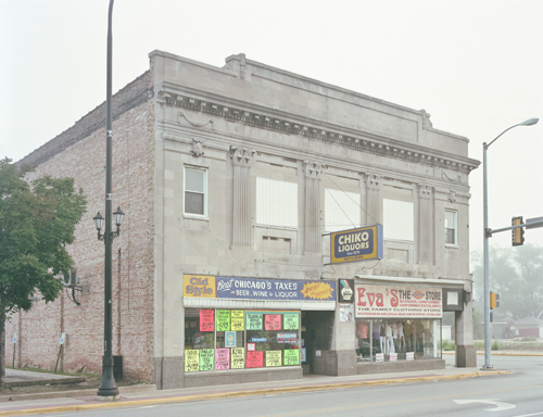 Cicero Trust and Savings Bank, Cicero, IL, 2012