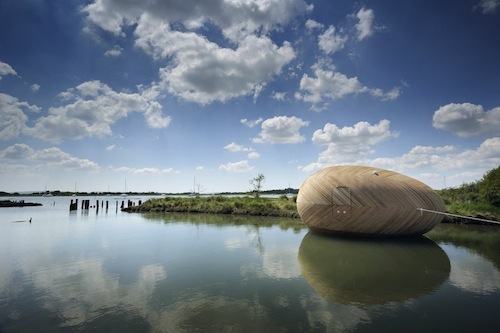 The Exbury Egg by Stephen Turner