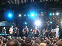 Arcade Fire • Köln • Freitag, 26. August 2005