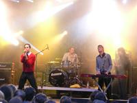 Maximo Park • Köln • Samstag, 27. August 2005