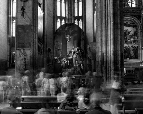 Titian's Pesaro Madonna - Basilica dei Frari 2013
