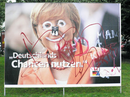 Happy Merkel
