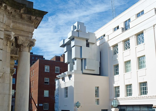 Room by Antony Gormley