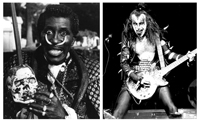 Screaming Jay Hawkins vs. Gene Simmons