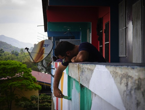 »Somos Luz«, El Chorrillo, Panama, 2013