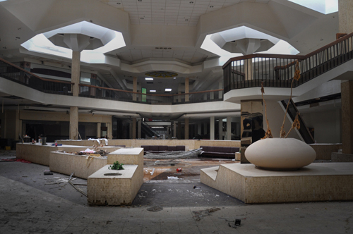The Collapse of the American Shopping Mall