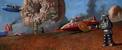 »The Fog Of War«, Eric Joyner, 2013