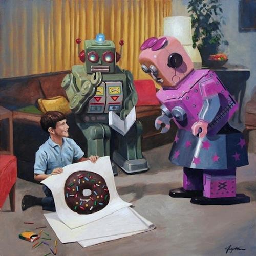 »The Little Genius«, Eric Joyner, 2010