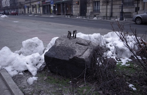 The Weight of Life, Kraków, Poland, 2013