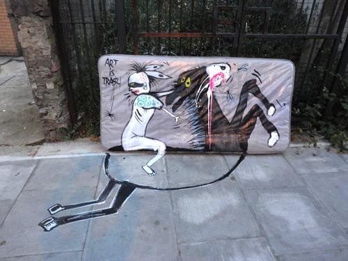 Trash Is Art: London'13