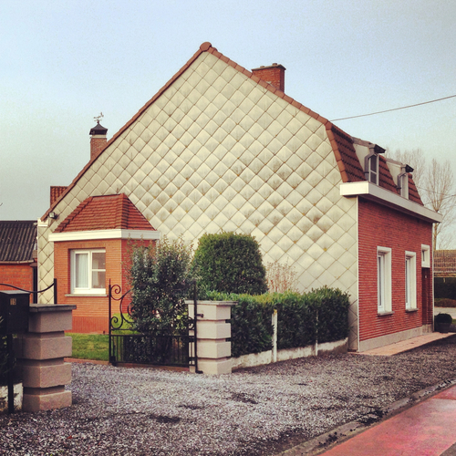Ugly Belgian House