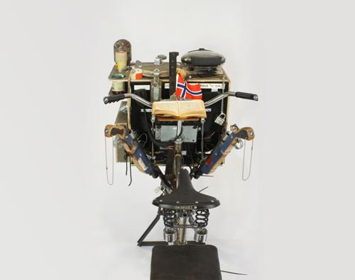 Waffle Bike by Tom Sachs