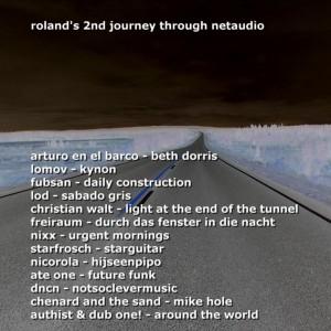 roland's 2nd journey through netaudio
