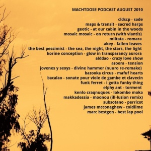 machtdose aug10   Podcast August 2010