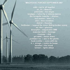 Machtdose Podcast September 2007