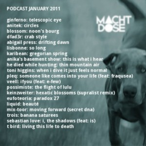 Machtdose Podcast January 2012